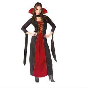 Versatile Vampire Queen Costume